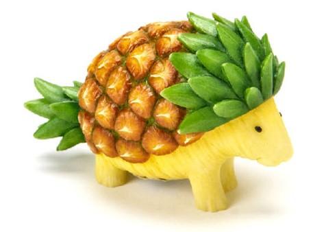 pineapple-porcupine